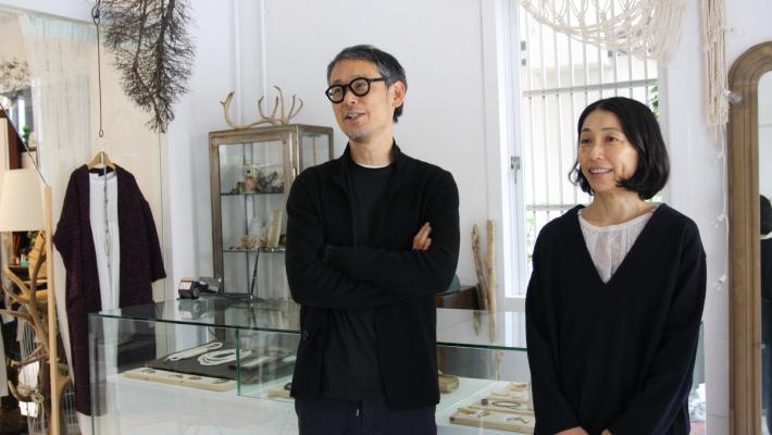 SI-HIRAI / si-si-si comfortの代表の平井ご夫妻