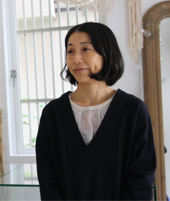 SI-HIRAI / si-si-si comfortの平井さん