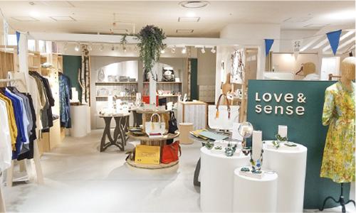 LOVE&SENSE店舗写真